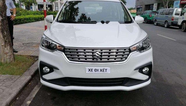 Bán Suzuki Ertiga 2019, màu trắng, nhập khẩu, giá 499tr