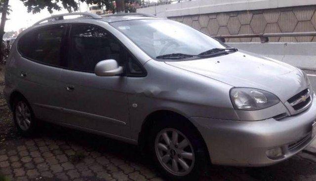 Cần bán xe Chevrolet Vivant đời 2008, màu bạc, số tự động