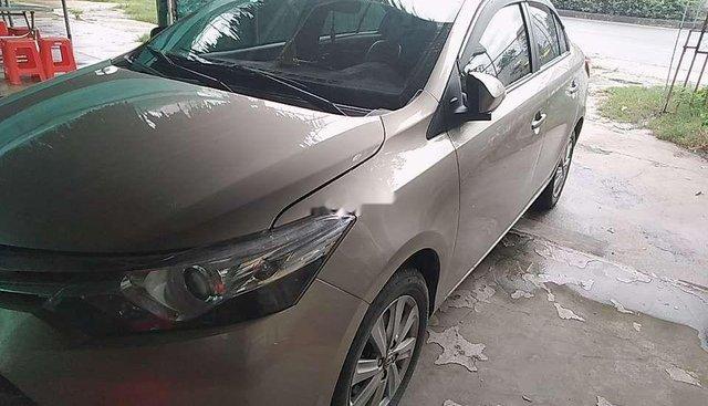 Cần bán lại xe Toyota Vios G năm sản xuất 2015, xe đẹp