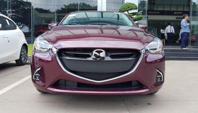 Bán xe Mazda 2 sản xuất 2018, màu đỏ, nhập khẩu