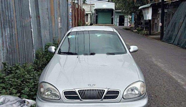Bán Daewoo Lanos đời 2004, màu bạc, xe nhập, số sàn