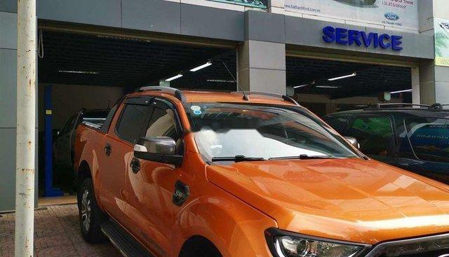 Cần bán lại xe Ford Ranger Wildtrak 3.2 năm 2016