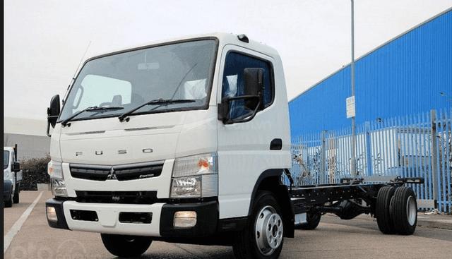 Xe tải Misubishi Fuso Canter 6.5 – 3.49 tấn mới