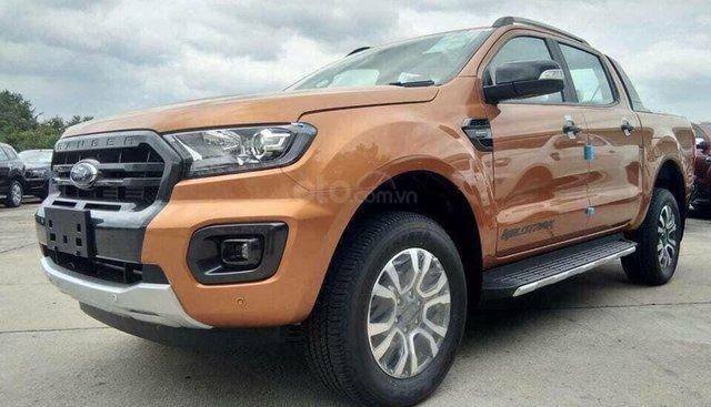 Ford Ranger siêu rẻ đủ bản đủ màu đời 2019, màu cam, nhập khẩu nguyên chiếc