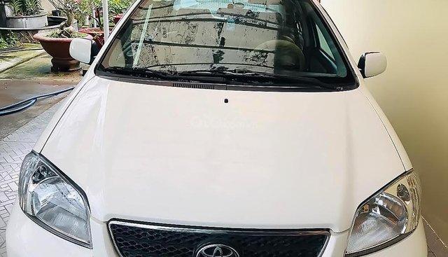 Chính chủ bán Toyota Vios 1.5G đời 2003, màu trắng