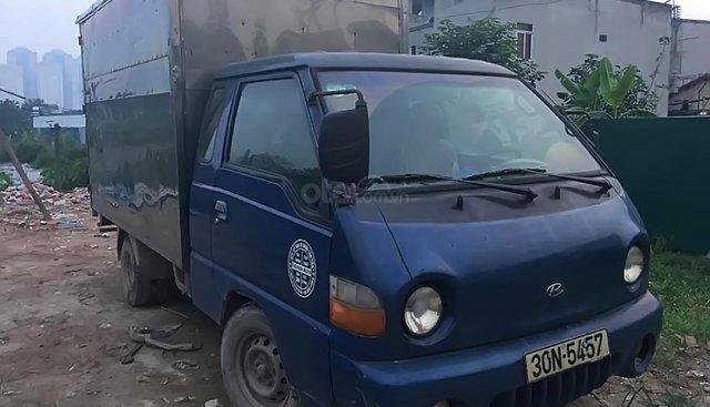 Cần bán Hyundai Porter sản xuất 2003, màu xanh lam, nhập khẩu