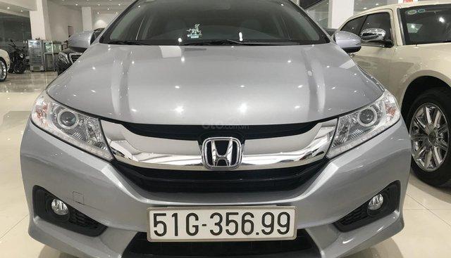 Honda City CVT 2017, bánh sơ cua còn chưa rụng