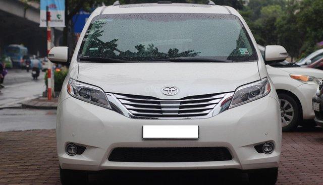 VOV Auto bán xe Toyota Sienna Limited 3.5 2013