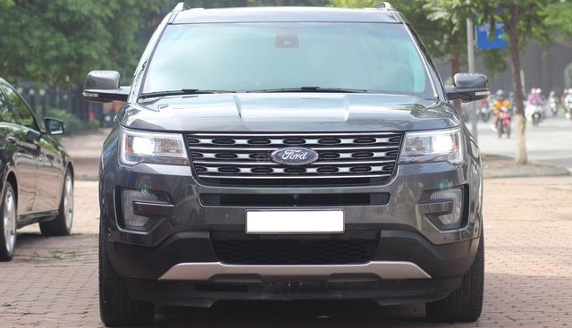 VOV Auto bán xe Ford Explorer Limited 2.3L EcoBoost 2016