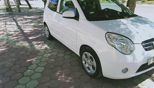 Cần bán Kia Morning sản xuất 2012, màu trắng, giá chỉ 155 triệu