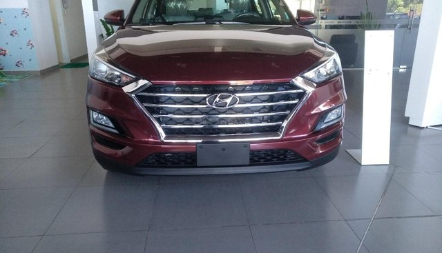 Hyundai Tucson Facelift Đà Nẵng - Giá ưu đãi nhất