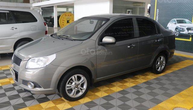 Bán ô tô Chevrolet Aveo LT 1.4MT sản xuất năm 2018, màu trắng
