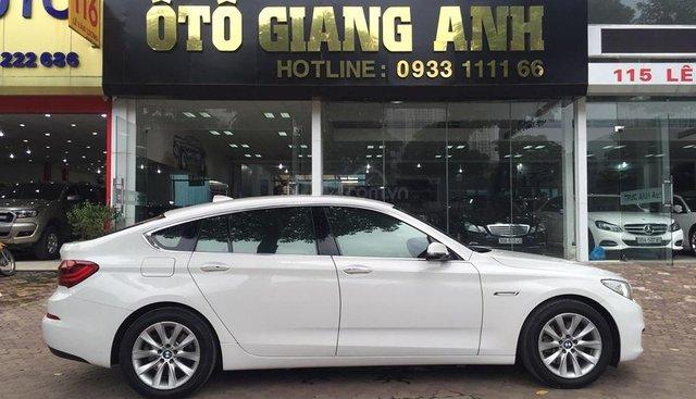 BMW 528i GT model 2015