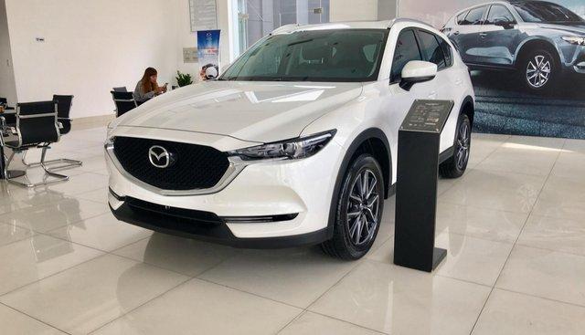 Bán Mazda CX5 2019, ưu đãi lên đến 100tr trong tháng 8