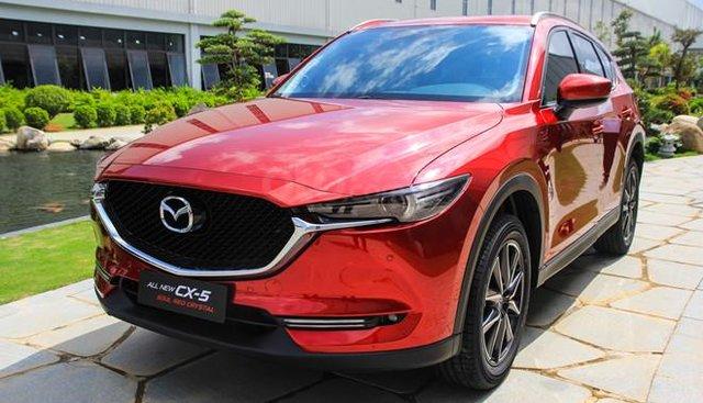 Bán Mazda CX 5 2.5 2019, tổng giá trị ưu đãi 100tr tặng phụ kiện hấp dẫn