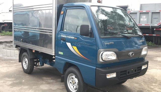 Bán ô tô Thaco Towner800 năm sản xuất 2019 tại Bình Dương, trả trước 65tr nhận xe, liên hệ 0938903292