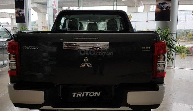 Mitsubishi Triton all new 2019 động cơ Mivec khỏe khoắn cách âm vượt trội, giá nào cũng bán duy nhất Tháng 8