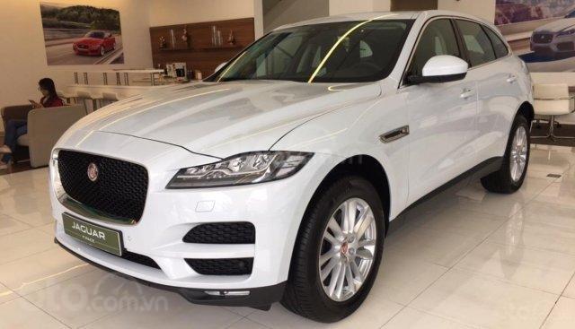 0918842662 Giá bán xe Jaguar F-pace Pure- Prestige 2019 màu trắng, đen, xanh, đỏ giao ngay