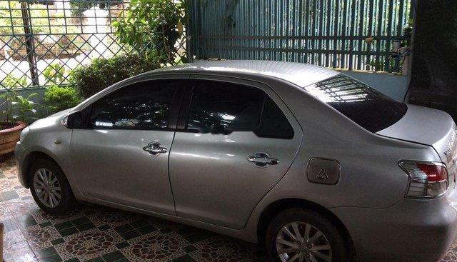 Bán Toyota Vios năm sản xuất 2009, màu bạc giá cạnh tranh