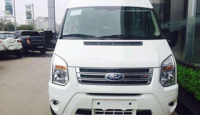 Cần bán xe Ford Transit đời 2019, màu trắng