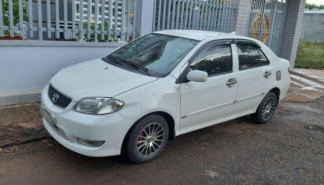 Bán Toyota Vios năm 2005, màu trắng, xe nhập, giá chỉ 205 triệu
