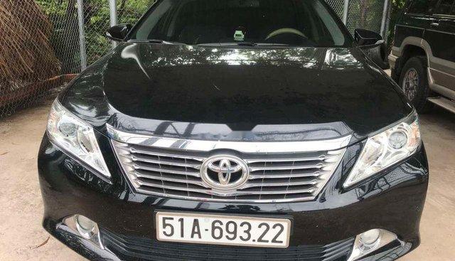 Bán xe Toyota Camry 2.5Q 2013, màu đen, nhập khẩu