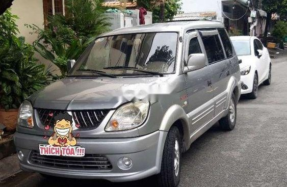 Cần bán Mitsubishi Jolie 2005, màu bạc, 159 triệu