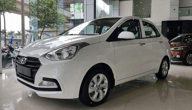 Cần bán xe Hyundai Grand i10 2019, màu trắng