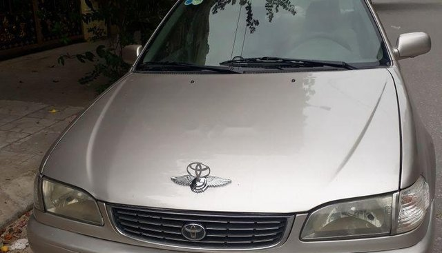 Bán Toyota Corolla 1.6GLI sản xuất 1999, nhập khẩu Nhật Bản
