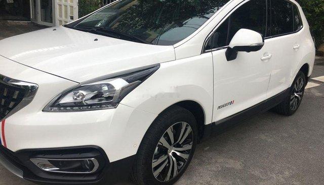 Bán Peugeot 308 2018, màu trắng, xe còn mới