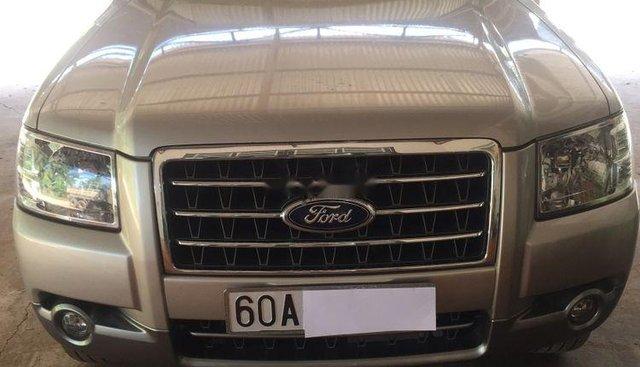 Bán lại xe Ford Everest 2007, xe nhập, xe gia đình