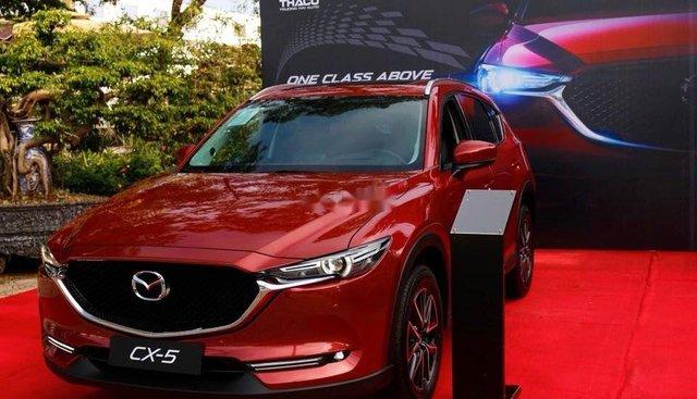 Bán Mazda CX 5 2.5L sản xuất năm 2018, màu đỏ, nhập khẩu