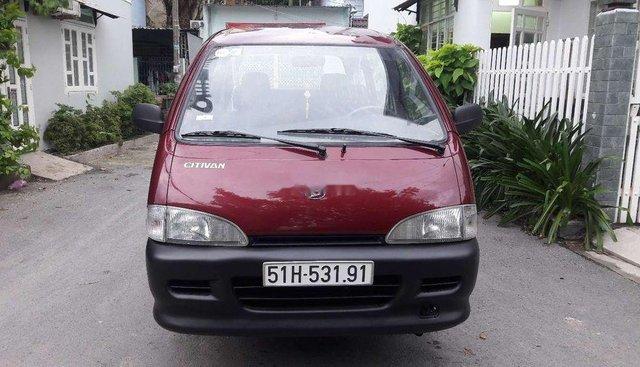 Bán Daihatsu Citivan sản xuất 2005, màu đỏ