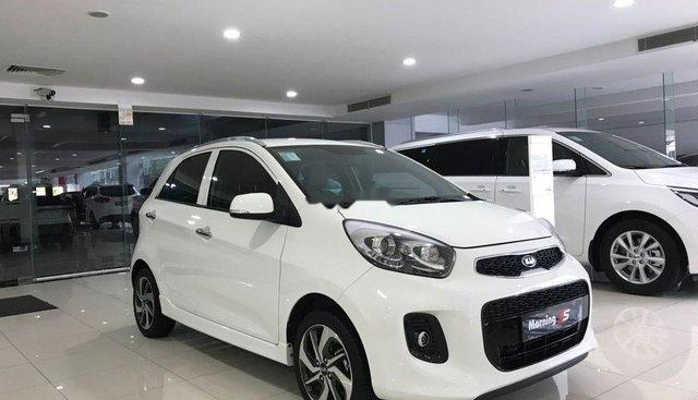 Cần bán Kia Morning S AT đời 2019, màu trắng, giá 393tr