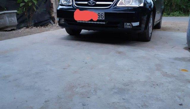 Cần bán xe Daewoo Lacetti đời 2009, màu đen, 168 triệu