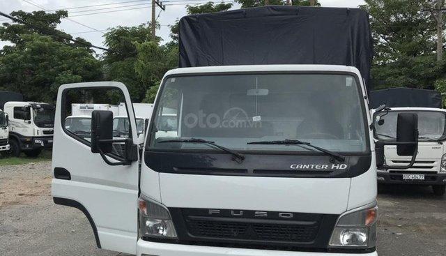 Bán Fuso Canter HD tồn kho 1 con duy nhất, xe có sẵn, ưu đãi cho ai xem xe lái thử miễn phí