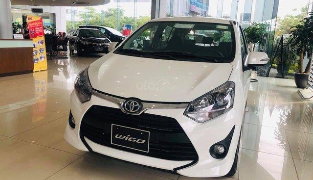 Báo giá Toyota Wigo 2019 nhập khẩu Indo giảm giá hơn 50tr đồng