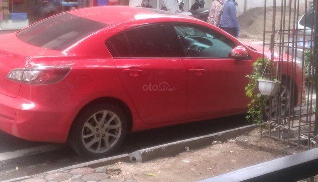 Bán ô tô Mazda 3 S năm 2014, màu đỏ, nhập khẩu