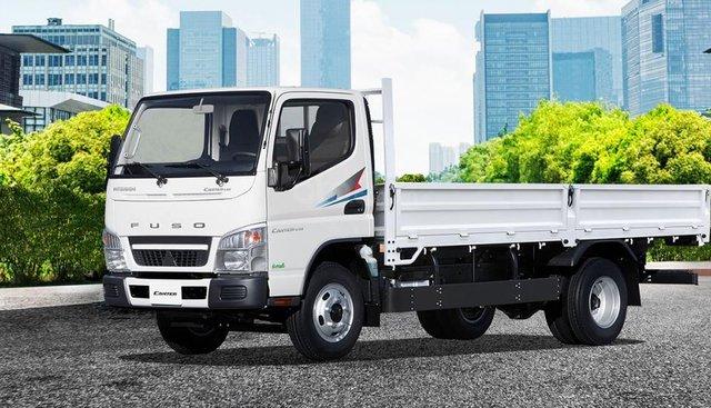 Xe tải Nhật Bản Misubishi Fuso Canter 4.99 - 2,49 tấn trả góp 80%