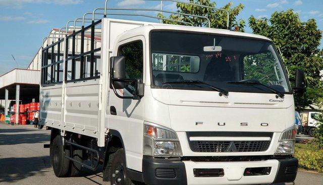 Bán xe tải Mitsubishi Fuso 6.5 thùng mui bạt - 3,4 tấn trả góp 80%