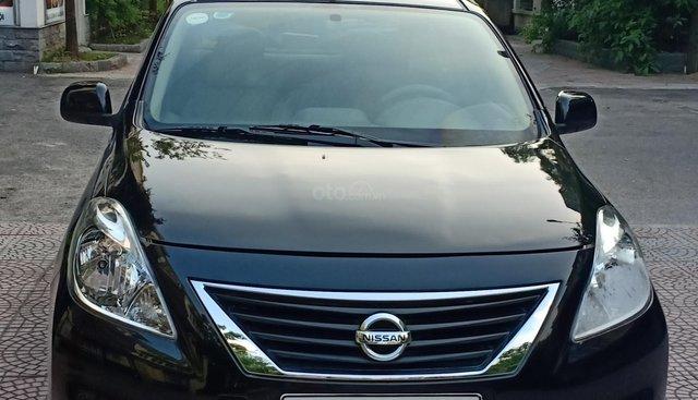Anh Thành bán xe Nissan Sunny XL 2014, số sàn, màu đen, giá 286tr, SĐT 0941838326