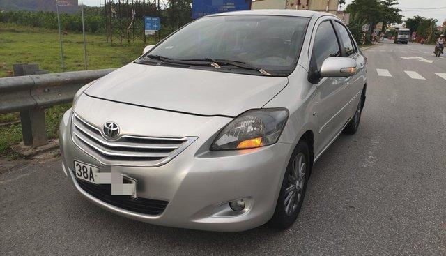 Bán ô tô Toyota Vios E sản xuất 2013, màu bạc