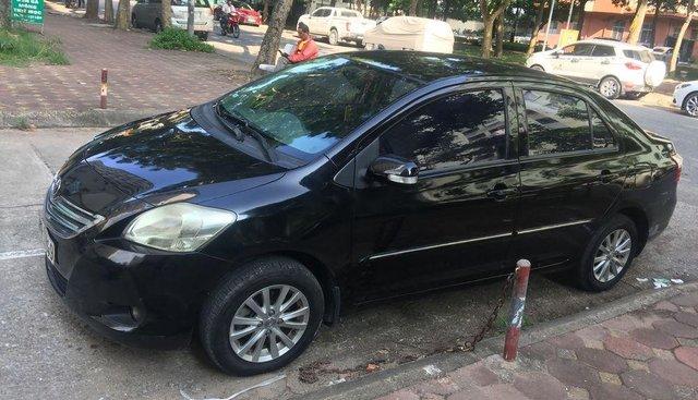 Cần bán Toyota Vios sản xuất năm 2011, màu đen, tên tư nhân chính chủ