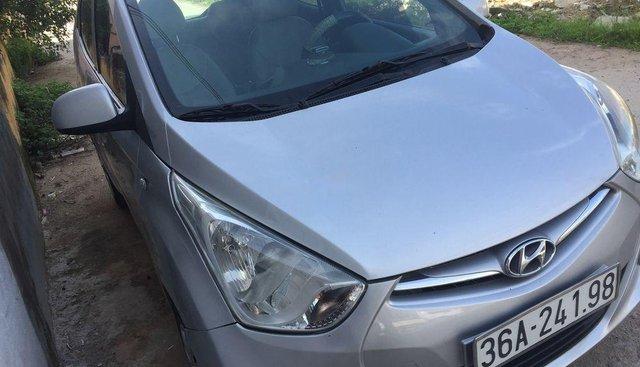Bán ô tô Hyundai Eon năm sản xuất 2013, màu bạc, xe nhập