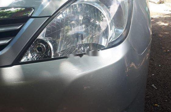 Bán Toyota Innova 2008, màu bạc, xe gia đình, giá 330tr