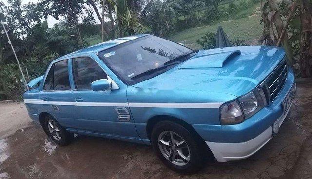 Bán Nissan Sunny đời 1992, màu xanh lam, nhập khẩu
