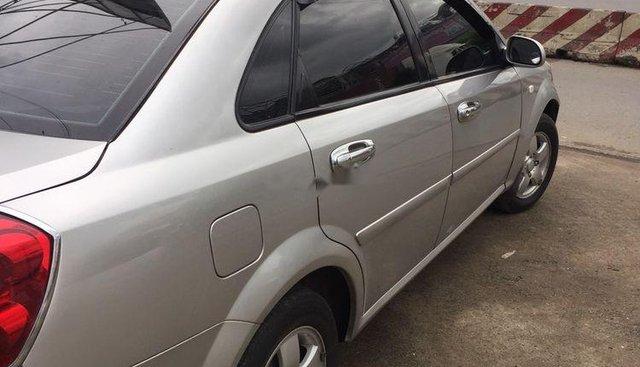 Cần bán Daewoo Lacetti đời 2010, màu bạc, xe nhập