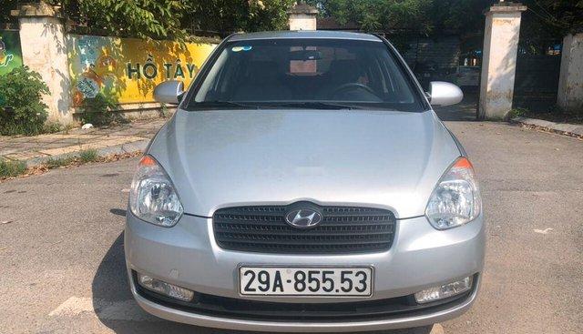 Bán Hyundai Verna 2009, màu bạc, nhập khẩu Hàn Quốc