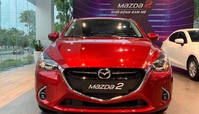 Bán xe Mazda 2 sản xuất năm 2019, màu đỏ, 502 triệu