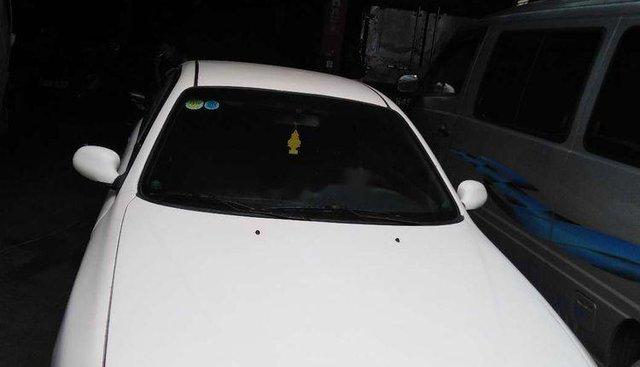 Bán Daewoo Lanos năm sản xuất 2002, màu trắng, 87 triệu